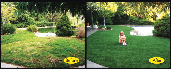 Before After Heavenly Greens from flyer