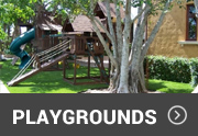 artificial grass used to make a playground safer
