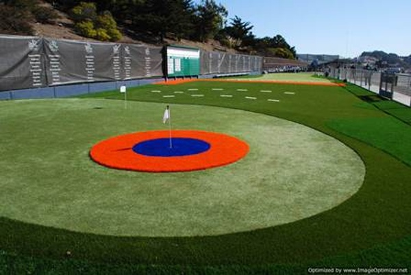 artificial turf for driving ranges