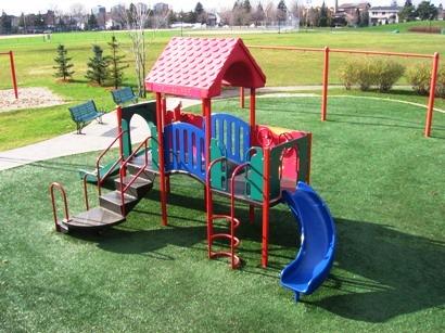 playground flooring turf