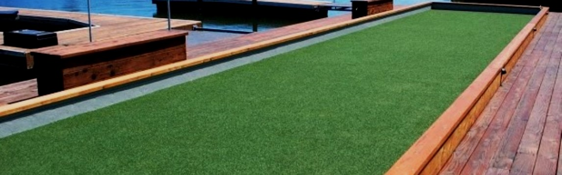 Bocce Ball Courts