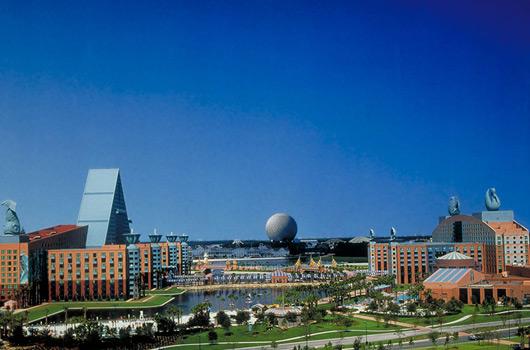 synthetic turf around Disney World