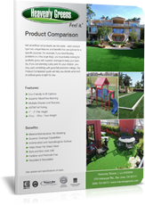 artificial grass products