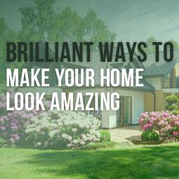 Brilliant Ways To Make Your Home Look Amazing http://www.heavenlygreens.com/blog/brilliant-ways-to-make-your-home-look-amazing @heavenlygreens
