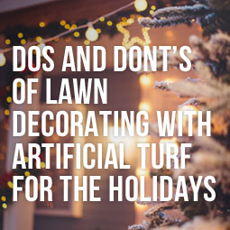 Dos And Don'ts Of Lawn Decorating With Artificial Turf For The Holidays http://www.heavenlygreens.com/blog/dos-and-donts-of-lawn-decorating-with-artificial-turf-for-the-holidays @heavenlygreens