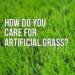 How Do You Care For Artificial Grass? http://www.heavenlygreens.com/blog/artificial-grass-maintenance @heavenlygreens