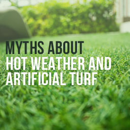 Myths About Hot Weather And Artificial Turf http://www.heavenlygreens.com/blog/myths-about-hot-weather-and-artificial-turf @heavenlygreens