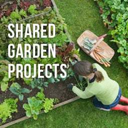 Shared Garden Projects http://www.heavenlygreens.com/shared-garden-projects @heavenlygreens