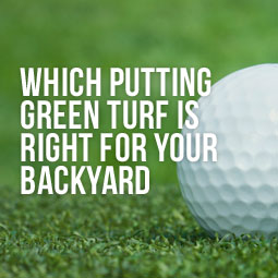 Which Putting Green Turf Is Right For Your Backyard http://www.heavenlygreens.com/blog/right-putting-green-for-your-backyard @heavenlygreens