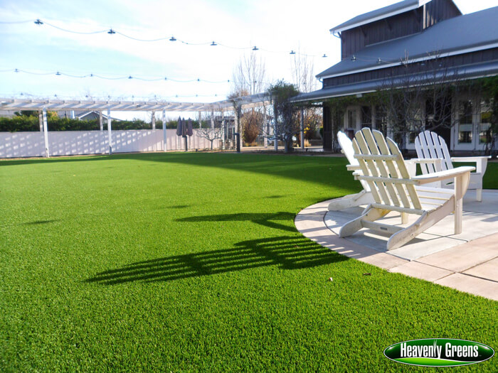 artificial turf for event areas