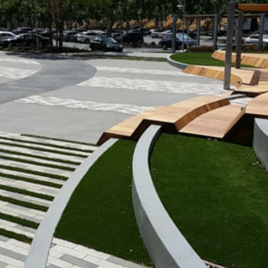 artificial grass for designers and architects
