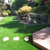 artificial turf for backyard of home