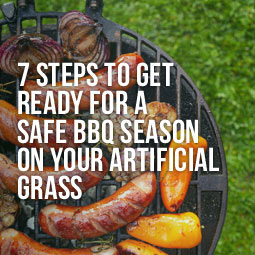 7 Steps To Get Ready For A Safe Bbq Season On Your Artificial Grass