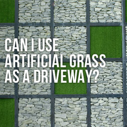 Can I Use Artificial Grass As A Driveway