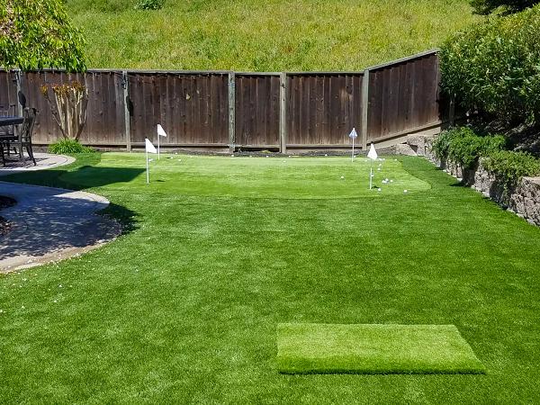 Lawn in danville, California