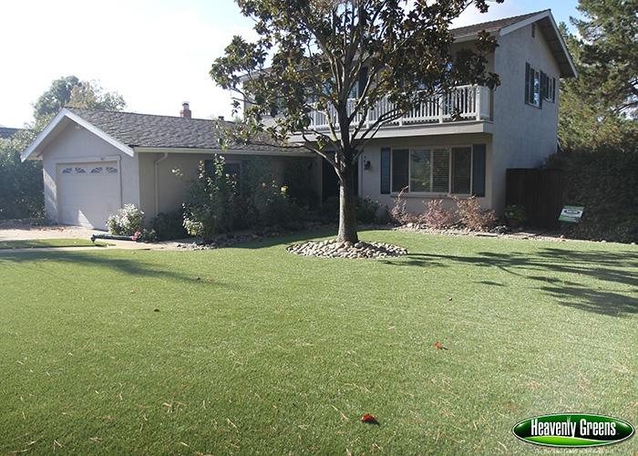 artificial grass for backyard