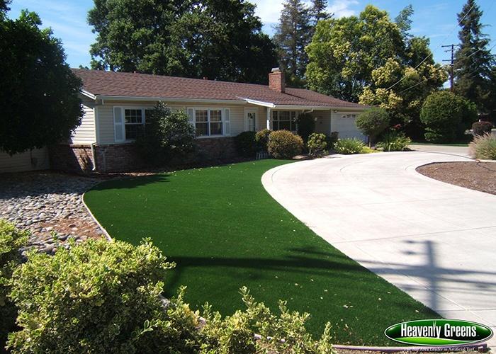 artificial grass for homes