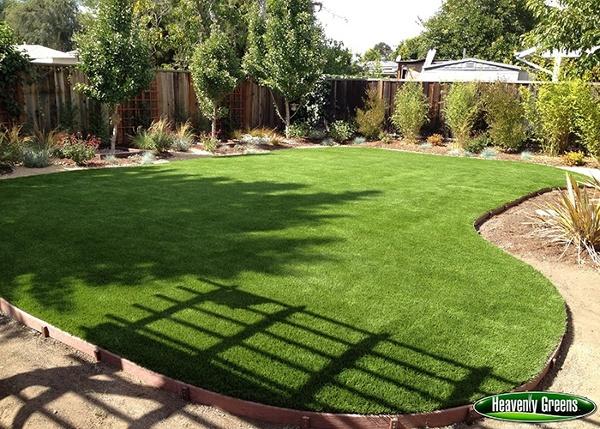 artificial turf for backyard