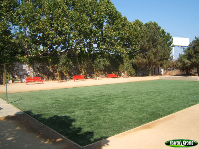 synthetic grass for dog parks