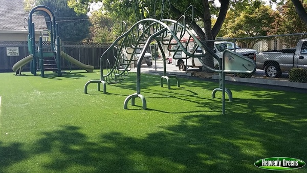 artificial turf for playgrounds