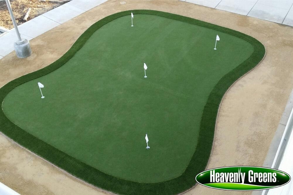 putting green turf