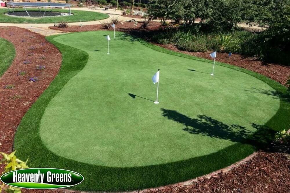 Putting Green Turf Gallery