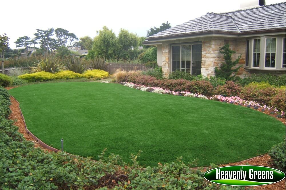 artificial grass for homes