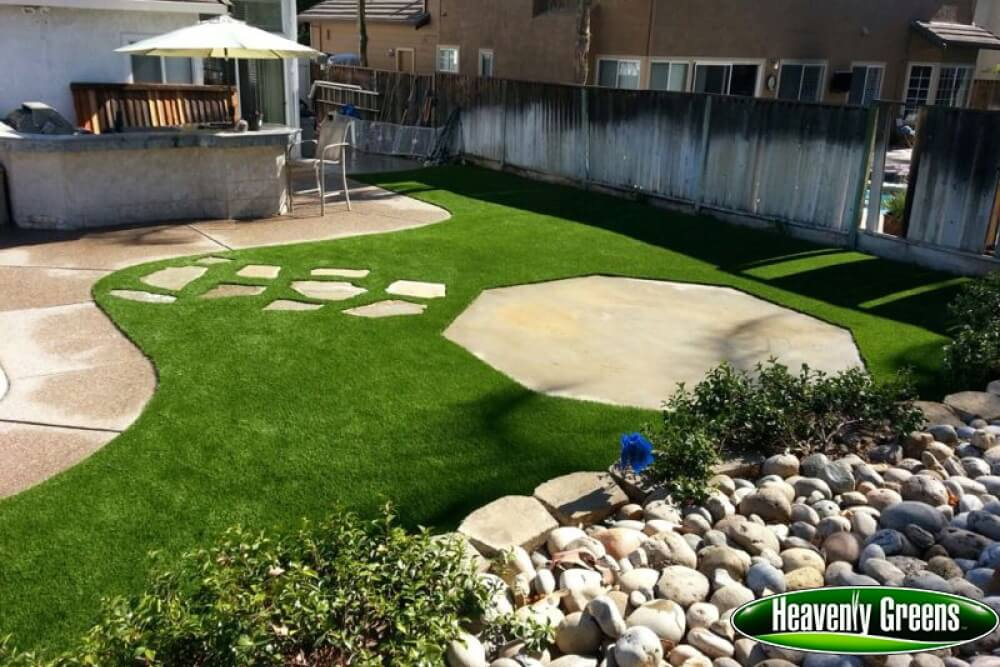 artificial turf for homes