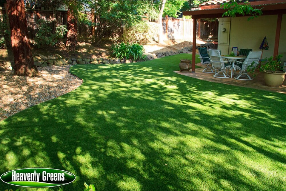 fake grass for yard