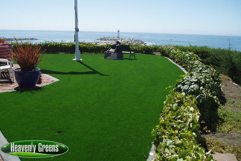 fake grass for backyard