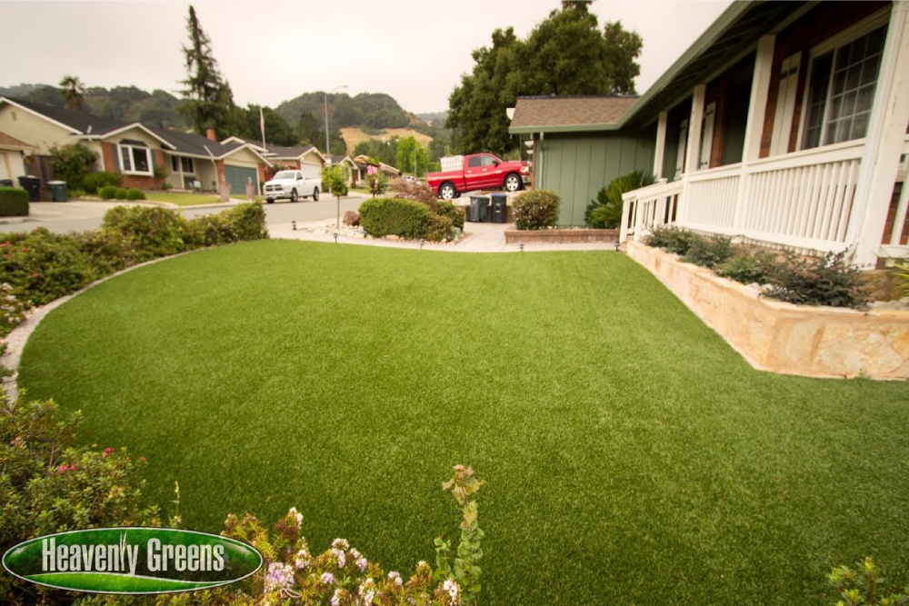 synthetic turf for home