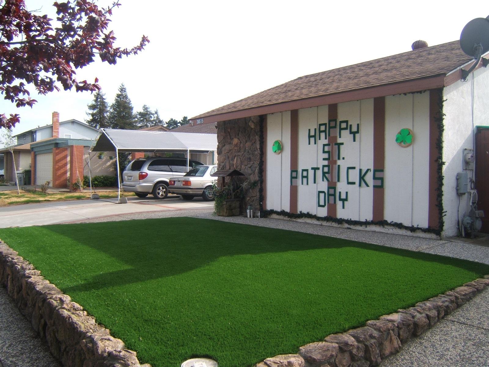 artificial installation in Fremont, California